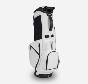 Players 3 Stand Bag White