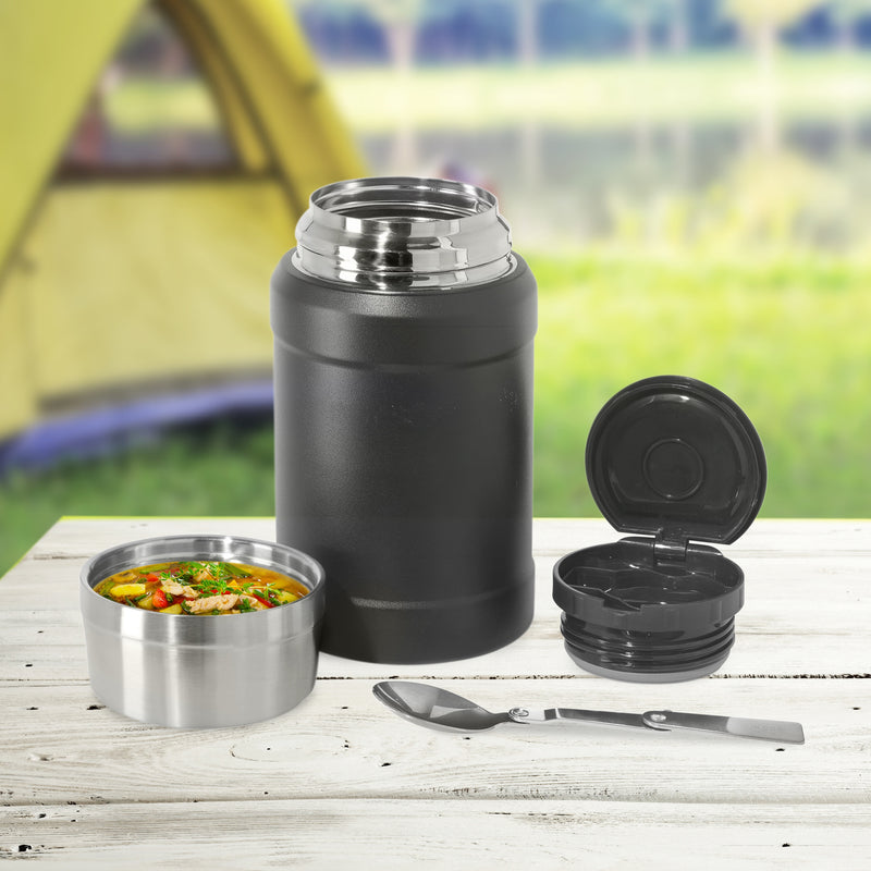Classic Thermos: Ready for Work, School, or the Outdoors
