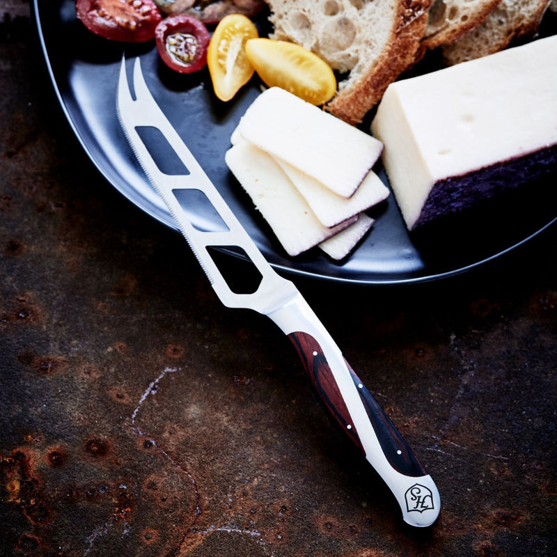 HammerStahl's Extraordinary Cheese Knife