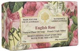 Rose Triple-milled Soap in Embossed Florentine Paper 🇦🇺