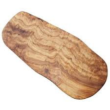 "19"" NMT Heirloom Olivewood Boards"