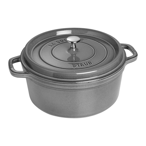 Staub's Turquoise Heirloom Enamel Cast Iron Dutch Ovens🇫🇷