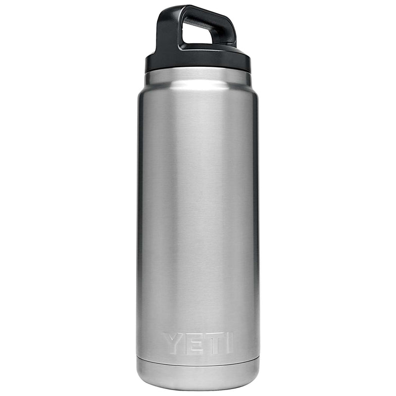 YETI Stainless Bottles and Jugs: Tough as the Outdoors, as Cool as Science Gets...