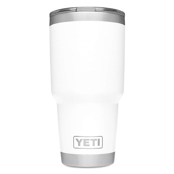 YETI Rambler30: Tough as the Outdoors, as Cool as Science Gets...