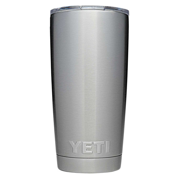 YETI Rambler Tumbler 20-oz: Tough as the Outdoors, as Cool as Science Gets...