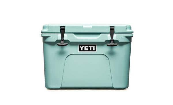 YETI Tundra Coolers: Sea. Tough as the Outdoors, as Cool as Science Gets...