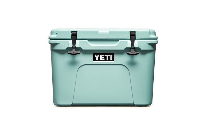 YETI Tundra White Coolers: Tough as the Outdoors, as Cool as Science Gets...