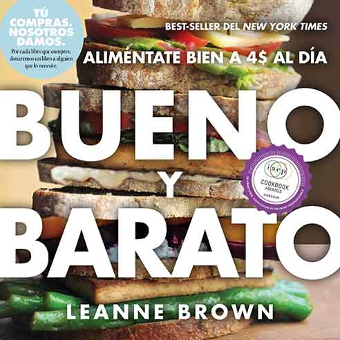 Good And Cheap/ Bueno Y Barato FREE e-cookbook for you
