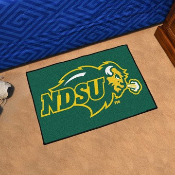 "NDSU Bison Starter Mat 19""x30"" - One Herd"