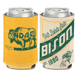 NDSU Classic Logo Vintage Snorty Can Cooler - One Herd