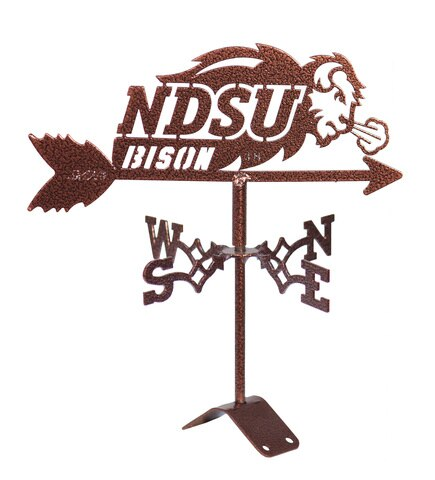 NDSU Bison Mini Weathervane - One Herd