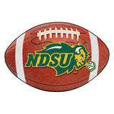 NDSU Bison Football Mat - One Herd
