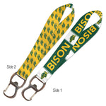 NDSU Keystrap Bottle Opener - One Herd