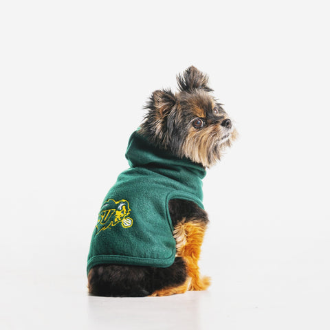 NDSU Hooded Dog Jacket - One Herd