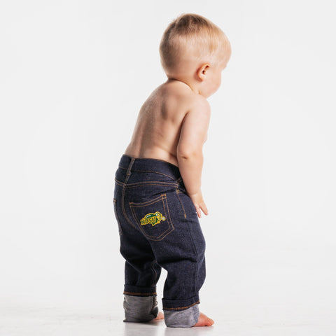 NDSU Bison Denim Toddler Jean