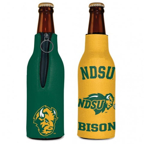 NDSU Bison Bottle Cooler - One Herd