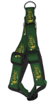 NDSU Bison Step-In Dog Harness - One Herd
