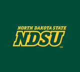 NDSU Bison Split Garage Door Decor - Green - One Herd