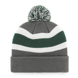 NDSU Bison Slate Gray Cuff Knit Beanie - One Herd