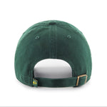 NDSU Bison Green Cap With Vintage Snorty - One Herd