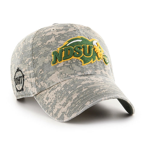 NDSU Bison OHT Digital Camo Nilan '47 Clean Up - One Herd