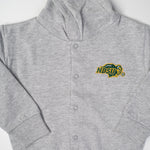 NDSU Bison Toddler Snap Hooded Jacket - One Herd
