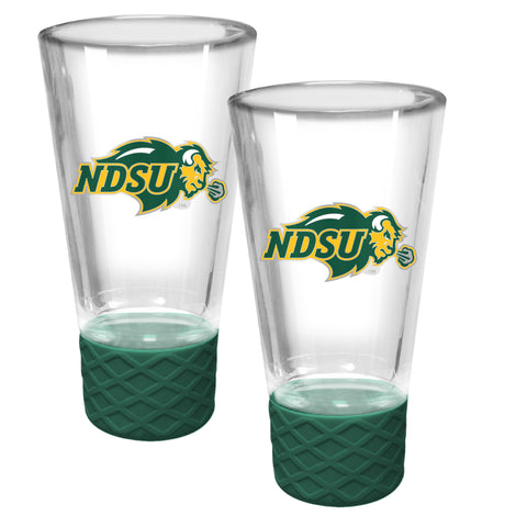 NDSU Bison The Cheer Shot Set - Green - One Herd