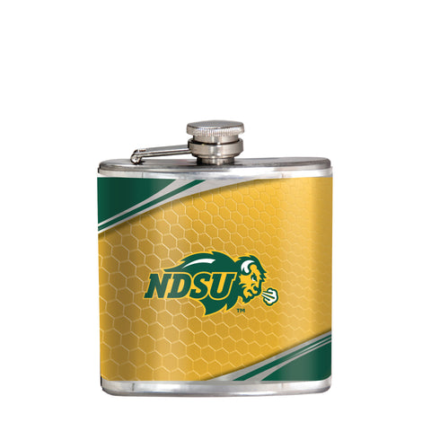 NDSU Bison Hip Flask - One Herd