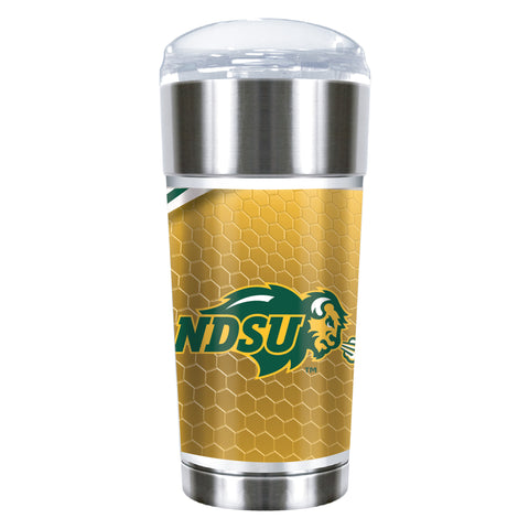 NDSU Bison The Eagle Tumbler with Metallic Graphics - One Herd