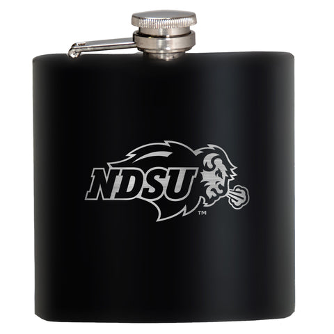 NDSU Bison The Stealth Hip Flask - One Herd