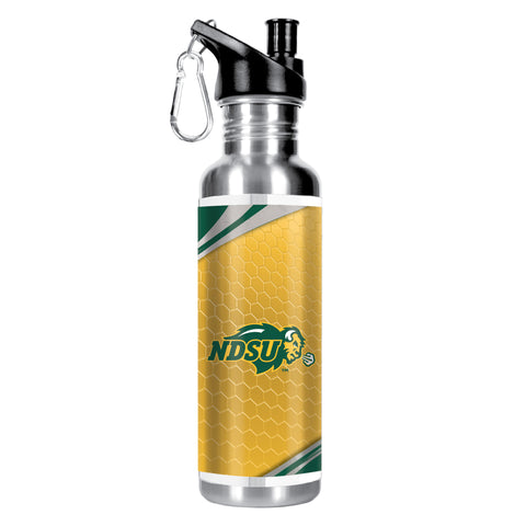 NDSU Bison Water Bottle With Spout - One Herd