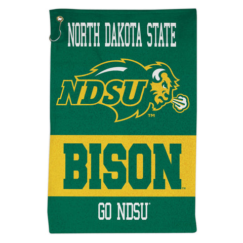 "NDSU Bison 16"" x 25"" Sports Towel - One Herd"