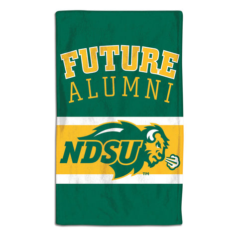 NDSU Bison Baby Burp Cloth - One Herd