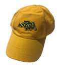 NDSU Bison Gold Toddler Baseball Cap - One Herd