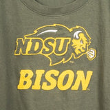 NDSU Women's Scoop Neck Tee - One Herd