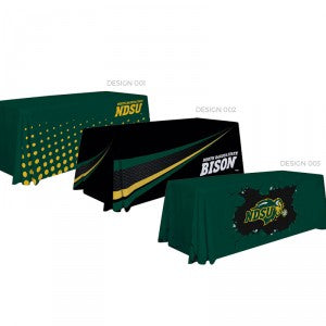 NDSU Table Throws - One Herd