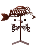NDSU Bison Large Weathervane - One Herd