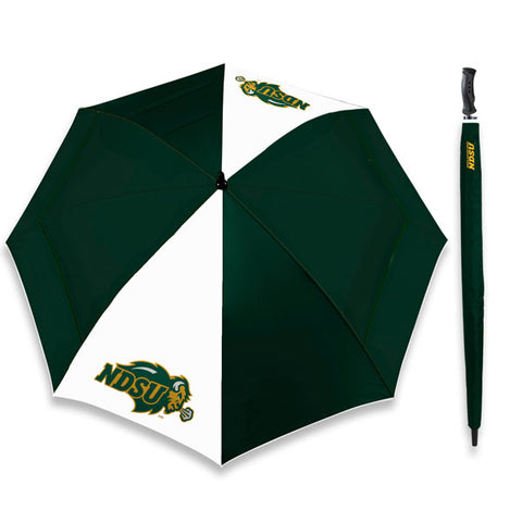"NDSU Windsheer Lite 62"" Umbrella - One Herd"