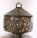 NDSU Bison Self Contained Firepit - One Herd