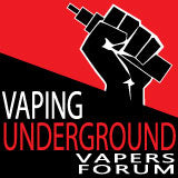 VapingUnderground Registered Supplier
