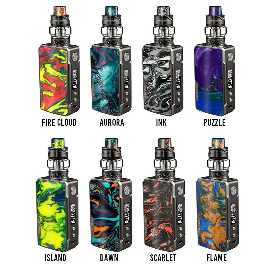Voopoo DRAG 2 177W TC Full Kit Platinum Edition