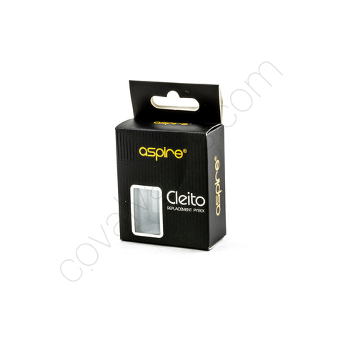 Aspire Cleito 3.5ml Replacement Pyrex Glass