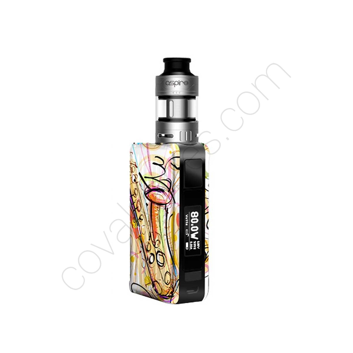 Aspire Puxos Kit with Cleito Pro Tank (Open Box)