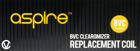 Aspire BVC Replacement Coils (5-Pack)