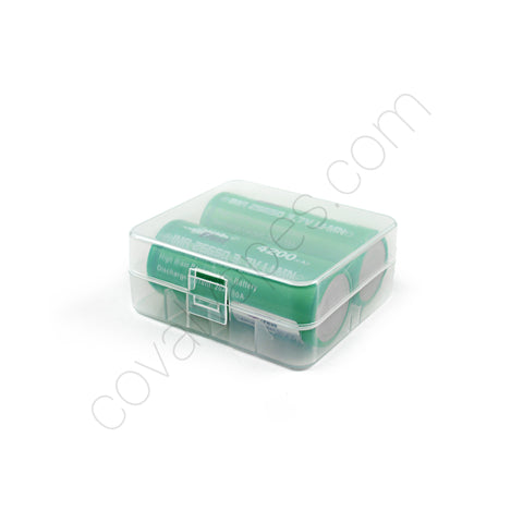 26650 Battery Case (2-Bay)
