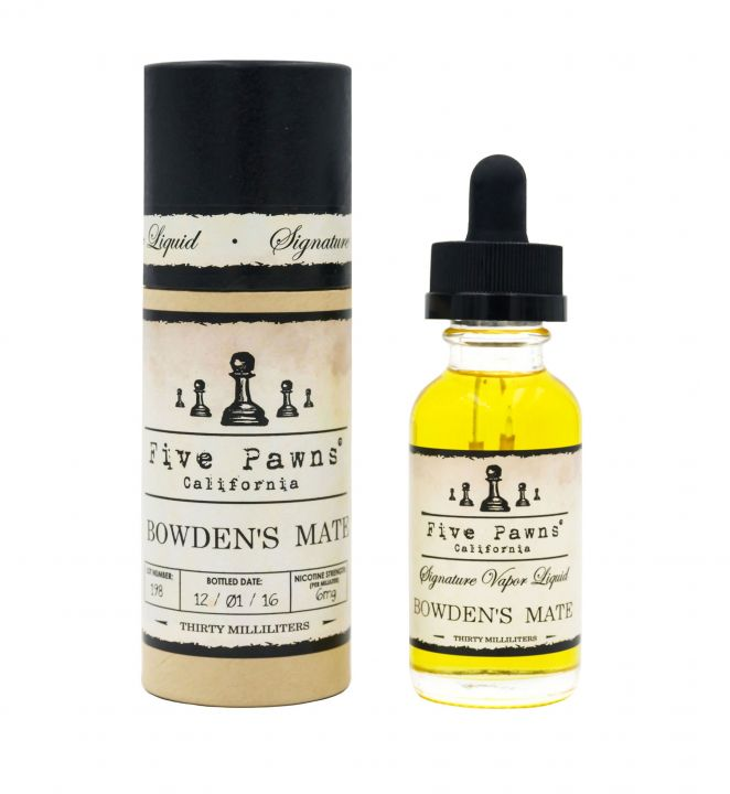 Five Pawns - Bowden's Mate