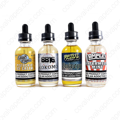 Founder's Favorite Juice 60ml Bundle