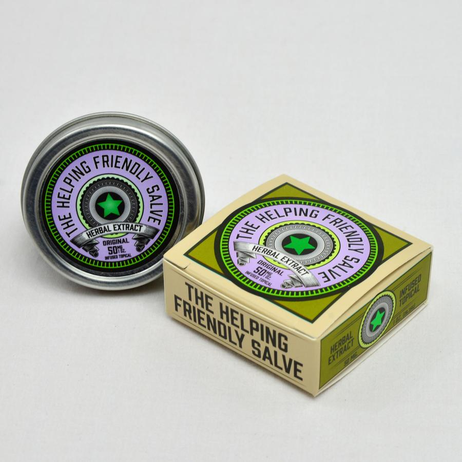 The Helping Friendly Salve - Herbal Extract Topical – Coval