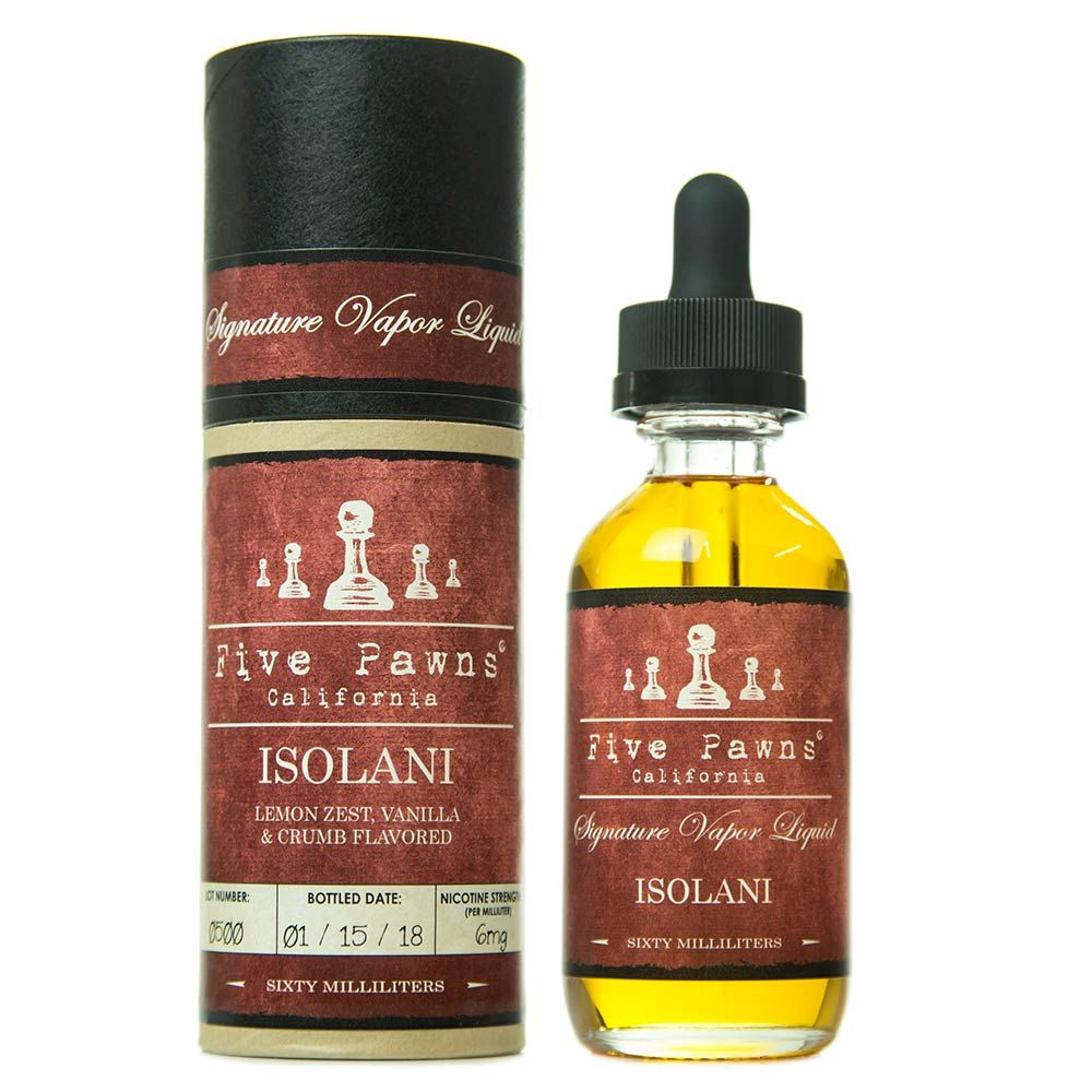 Five Pawns Isolani