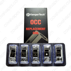 Subtank OCC Replacement Coil (5-Pack)